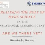 Realising The Role of Basic Science in Translational Research Centres: Are We There Yet?